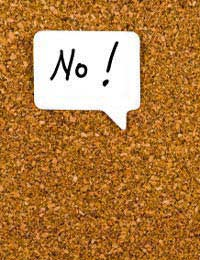 Why Saying 'no' Is Ok